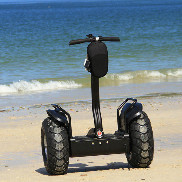Powerful Adult Lithium Battery Electric Scooter 2 Wheel Leasing 125Kg