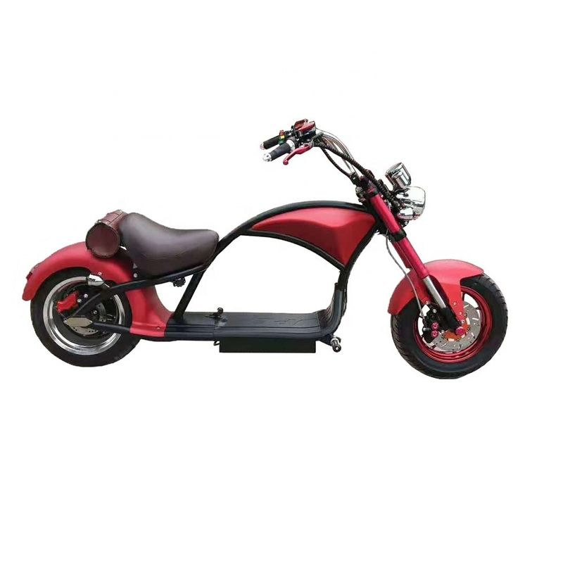 Citycoco Lithium Battery Electric Scooter 60v 1500W/2000W With EEC/COC Approval